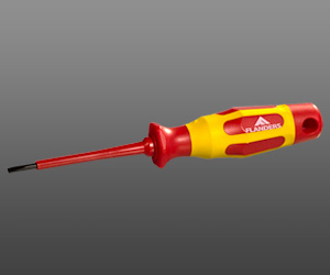 Insulated 1,000V Screwdriver